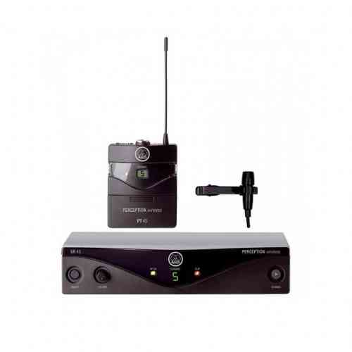 AKG Perception Wireless 45 Pres Set BD-U2 (614-634)