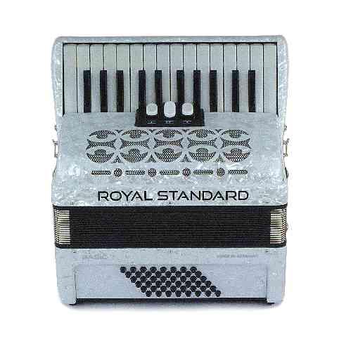 Royal Standard Basic 26/48 WH