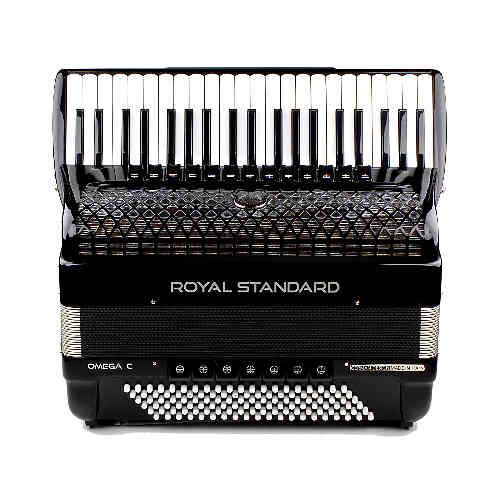 Royal Standard Omega C Compact 41/120-4/5-13+M+7 BK