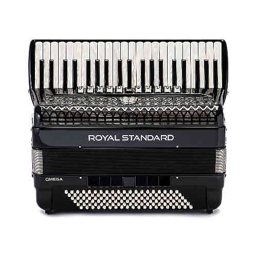 Royal Standard Omega 41/120-4/5-11+7 BK