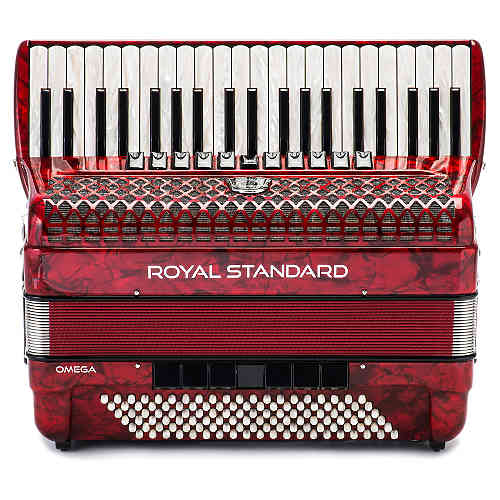 Royal Standard Omega 41/120-4/5-11+7 RD