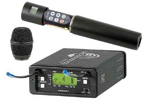 Lectrosonics UCR100-HH (537-563МГц)