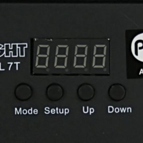 Светодиодная LED панель RGB INVOLIGHT LED PANEL7T #4 - фото 4