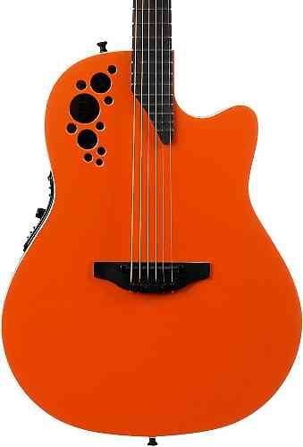 Ovation 1868TX-GO Elite T Super Shallow Gloss Orange