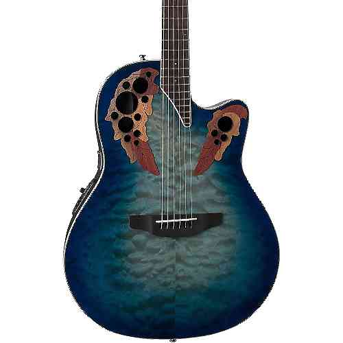 Ovation CE-48P-RG Celebrity Elite Plus Super Shallow Regal to Natural