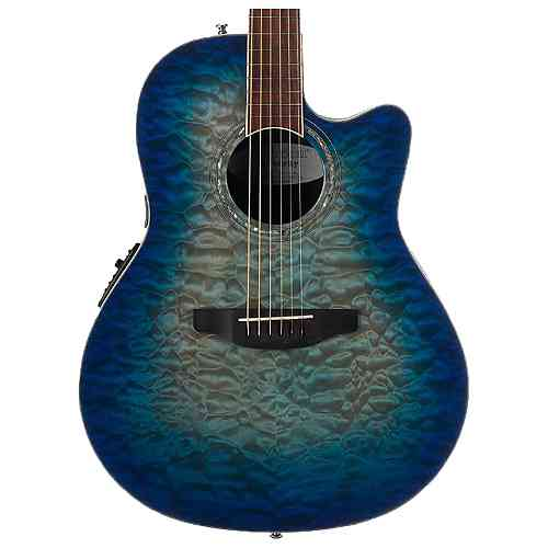 Ovation CS28P-RG Celebrity Standard Plus Super Shallow Regal to Natural