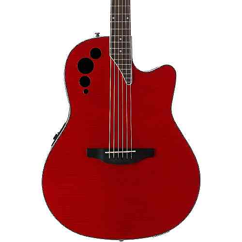 Applause AE44IIP-CHF Mid Cutaway Cherry Flame
