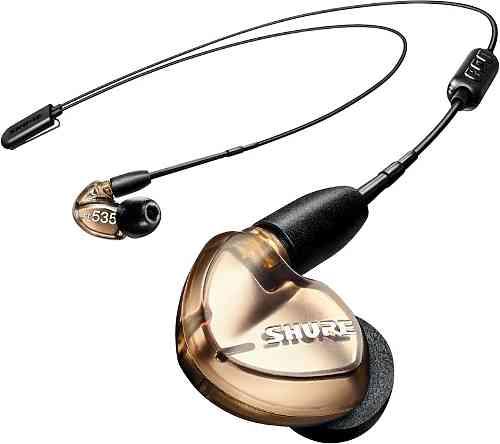 SHURE SE535-V+UNI-EFS