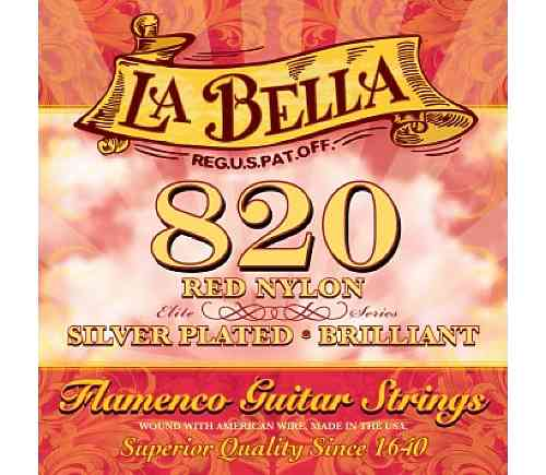 La Bella 820 Flamenco