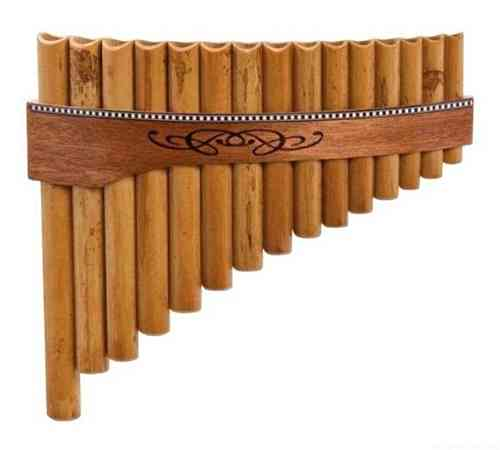 Gewa Pan Pipes Premium Bb 15