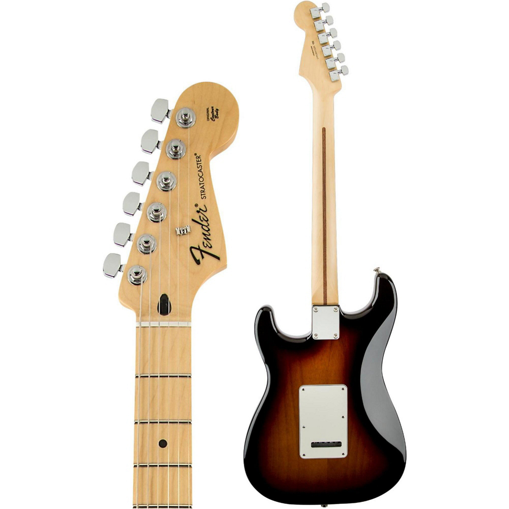 Fender Standard Stratocaster RW Brown Sunburst Tint - фото 1