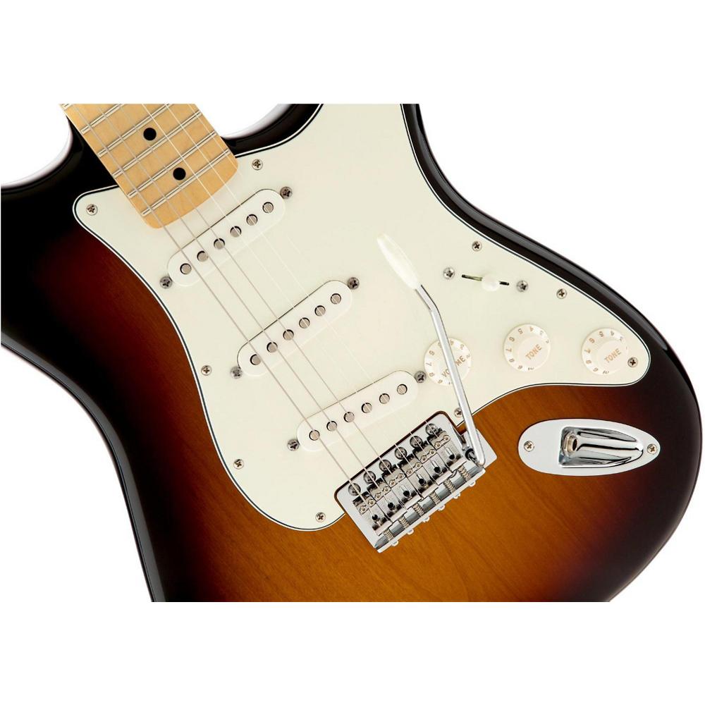 Fender Standard Stratocaster RW Brown Sunburst Tint - фото 2