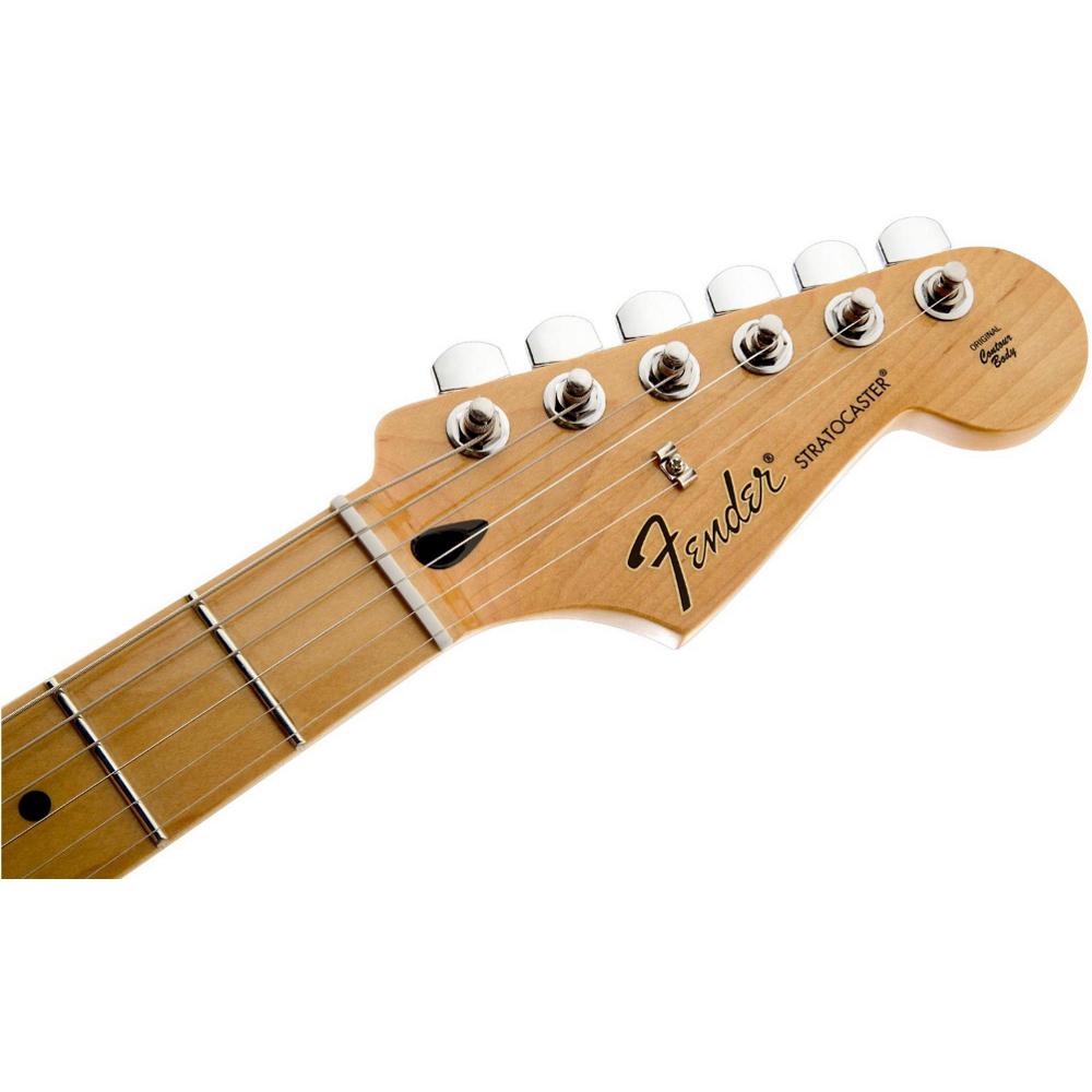 Fender Standard Stratocaster RW Brown Sunburst Tint - фото 3