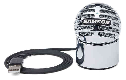 Samson Meteorite Chrome