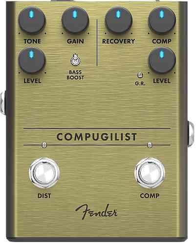 Fender COMPUGILIST COMP/DISTORTION