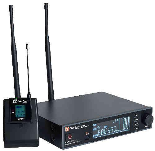 Direct Power Technology DP-200 INSTRUMENTAL
