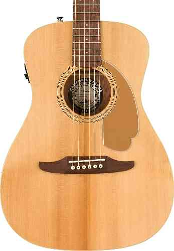 Fender MALIBU PLAYER NATURAL WN