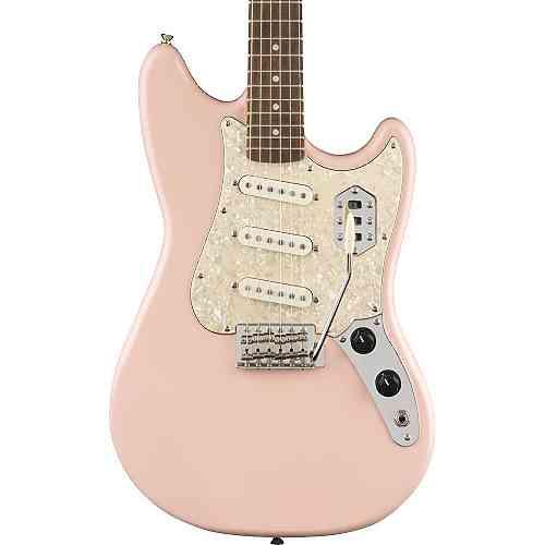 Squier Paranormal Cyclone®, Laurel Fingerboard Shell Pink