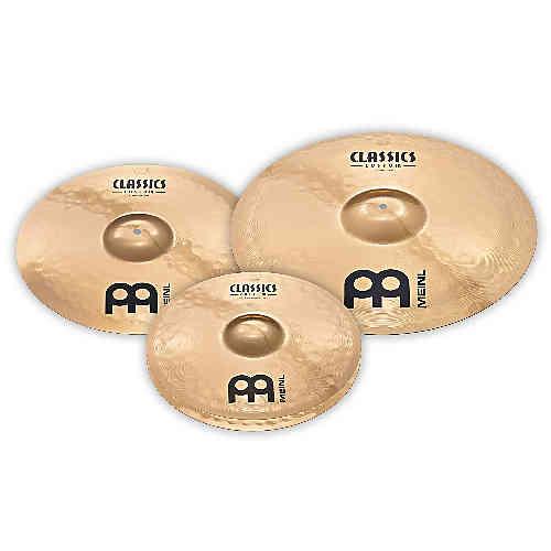 Meinl CC141620 Classics Custom Complete Cymbal Set