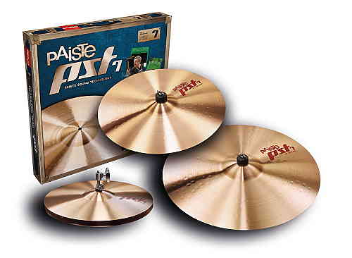 Paiste 000170SSET PST 7 Session Set