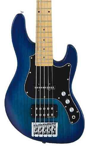 FGN J-Standard Mighty Jazz JMJ5-ASH-M SBB