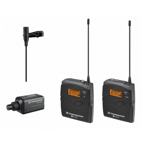 Накамерный микрофон SENNHEISER EW 100 ENG-G3-B-X #1 - фото 1