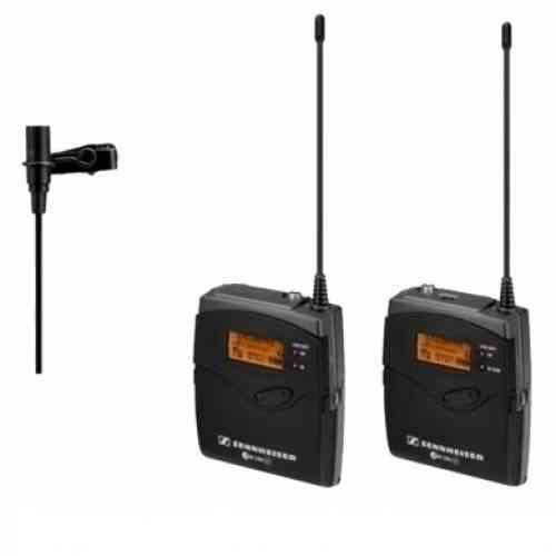 Накамерный микрофон SENNHEISER EW 122P G3-B-X #1 - фото 1