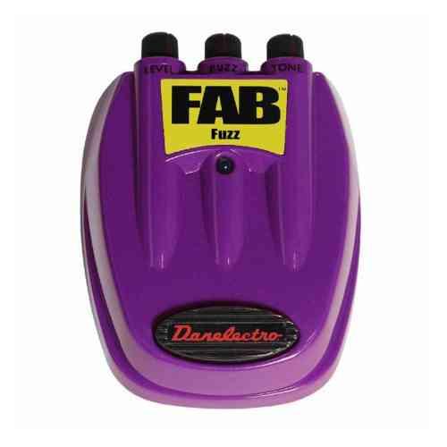 Педаль для электрогитары Danelectro D7 Fab Fuzz #1 - фото 1