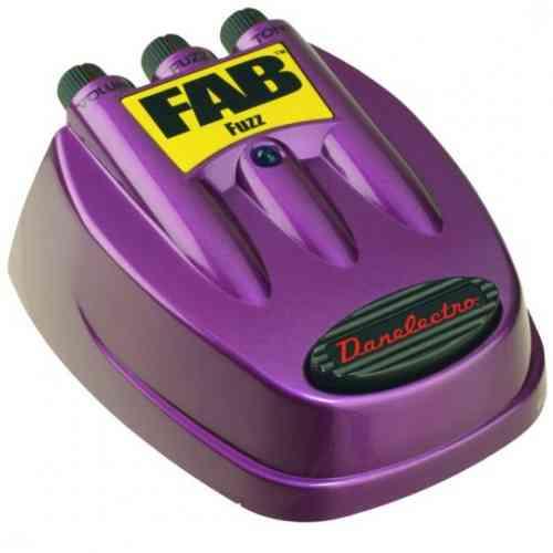 Педаль для электрогитары Danelectro D7 Fab Fuzz #2 - фото 2