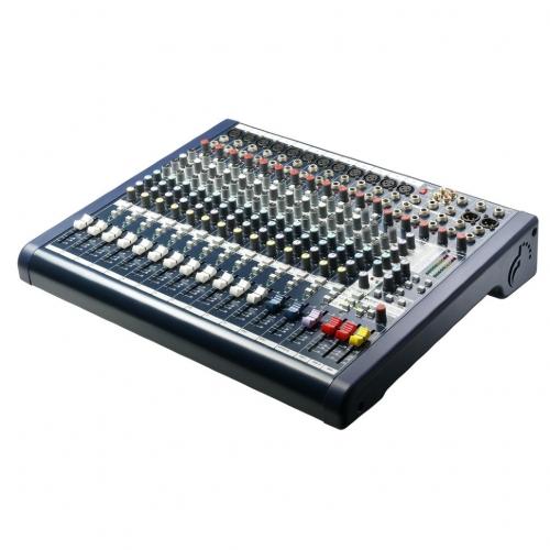 Аналоговый микшерный пульт Soundcraft MFX12i #1 - фото 1