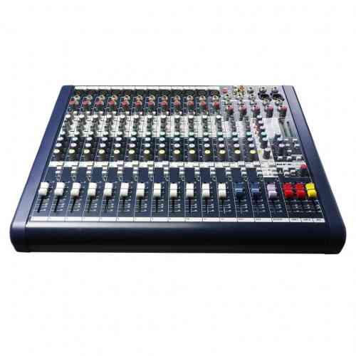 Аналоговый микшерный пульт Soundcraft MFX12i #2 - фото 2