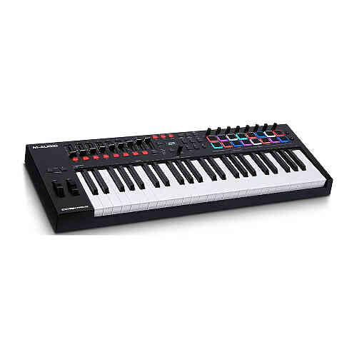 MIDI клавиатура M-Audio Oxygen Pro 49 #1 - фото 1