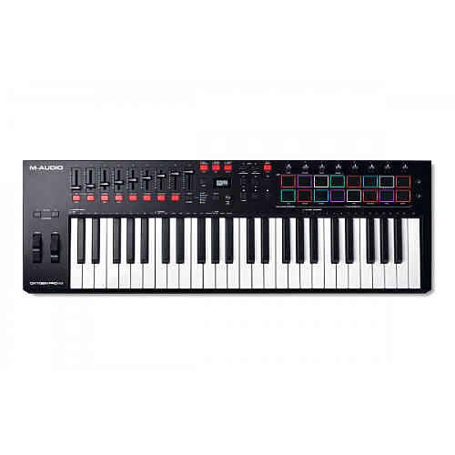 MIDI клавиатура M-Audio Oxygen Pro 49 #2 - фото 2