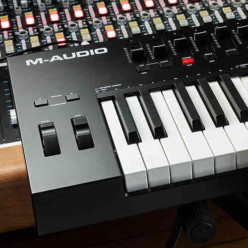MIDI клавиатура M-Audio Oxygen Pro 49 #4 - фото 4