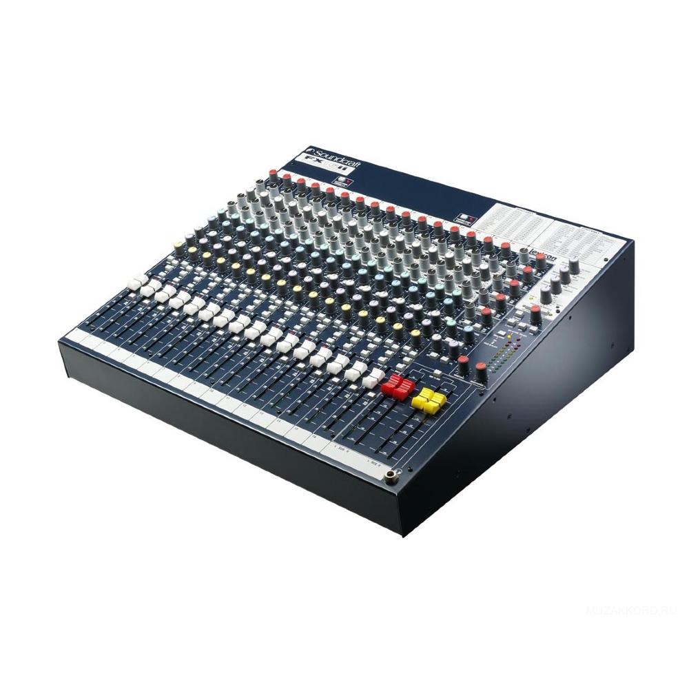 Soundcraft FX16ii - фото 1