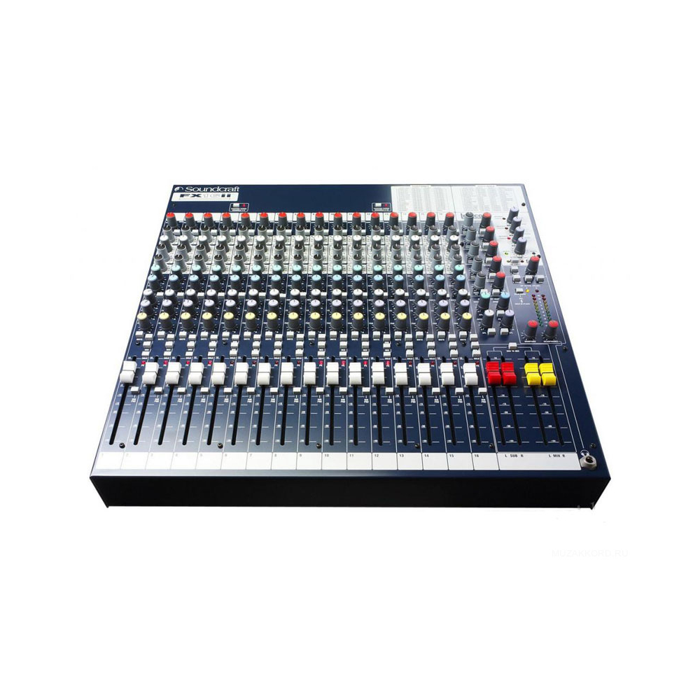 Soundcraft FX16ii - фото 2