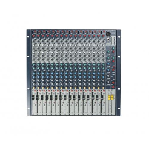 Аналоговый микшерный пульт Soundcraft GB2R-16 #1 - фото 1
