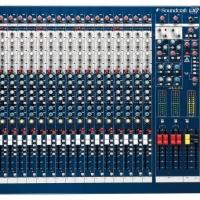 Soundcraft SPIRIT LX 7ii 32CH 32+4/4/3