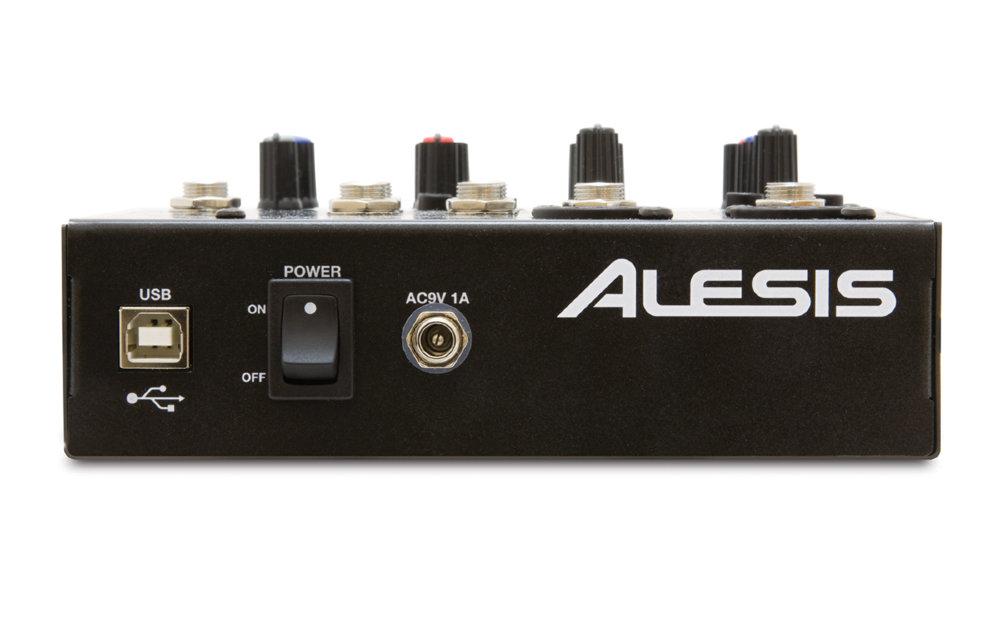 ALESIS MultiMix 4USB - фото 2