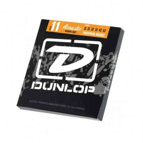 DUNLOP DAP Phosphor Bronze Medium 12-String 12-52