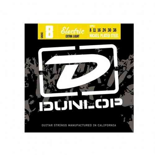 DUNLOP DEN Nickel Plated Steel 08-38