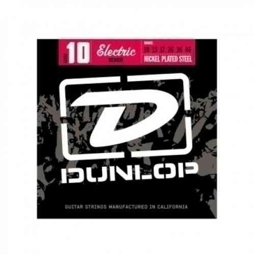 DUNLOP DEN Nickel Plated Steel Medium 10-46