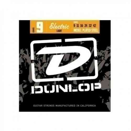 DUNLOP DEN Nickel Plated Steel 11-50