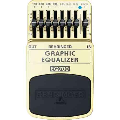 Педаль для электрогитары Behringer EQ700 #2 - фото 2