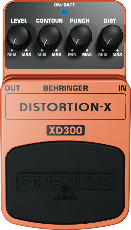 BEHRINGER XD300 - фото 2
