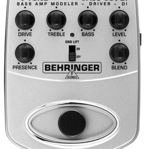 Педаль для бас-гитары BEHRINGER BDI21 #2 - фото 2