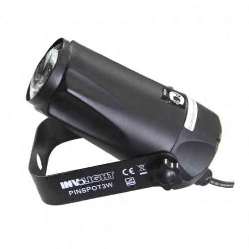 INVOLIGHT PINSPOT3W