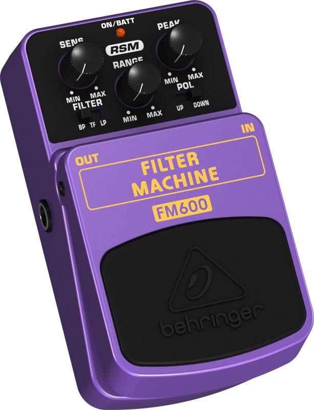 BEHRINGER FM600 - фото 1